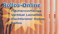 Flächenvorhang Lamellenvorhang Rollos Dachfenster-Rollos Plissees günstig online kaufen bei Rollos Online